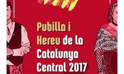 Proclamació de la Pubilla i l'Hereu de la Catalunya Central.