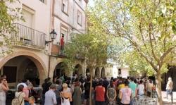 5 minuts de silenci pels atemptats de Barcelona
