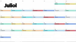 Calendari urgències farmacèutiques juliol 2017