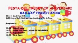 La festa del trenet 2015