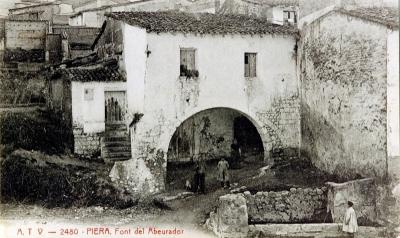 Font del Abeurador (vers1910)
