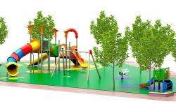 Parc infantil Mar i Cel