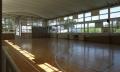 Pista interior del Pavelló Poliesportiu El Prat