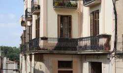 Façana de la casa dels Jorba, Cal Vendrell (2015)