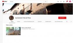 Nou canal de Youtube