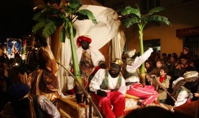 64a cavalcada de Reis a Piera