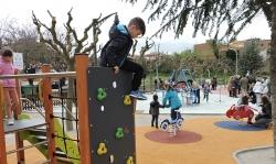 Inauguració parc Montmar