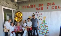 Celebració 8è aniversari Centre Mar i Cel