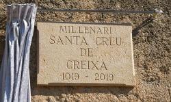 Mil·lenari de l'ermita Santa Creu de Creixà