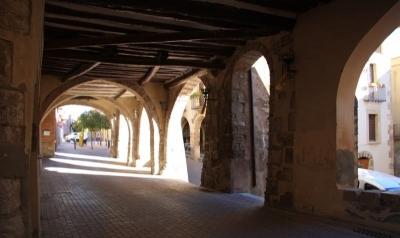 El segle XVI Piera tenia dos hostals, l'un era Can Burros i l'altre Cal Banyeres (2015)