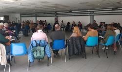 Sessió de treball projecte salut comunitària