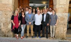 Constitució del nou Ajuntament de Piera