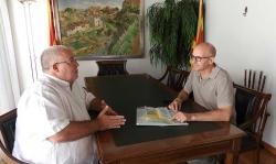 Trobada Jordi Madrid i Xavier Boquete
