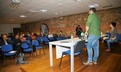Presentació Banc de Terres del Parc Rural del Montserrat