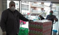 Donació supermercat Dia