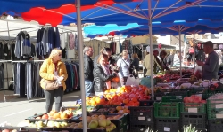 Nova ubicació mercat setmanal