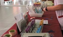 Marató de donació de sang 2018