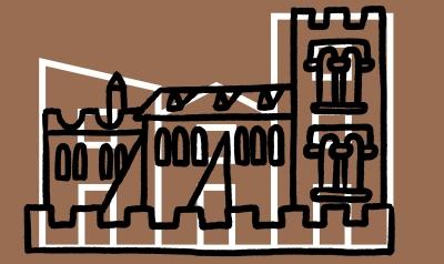 Piera medieval: dues viles en una