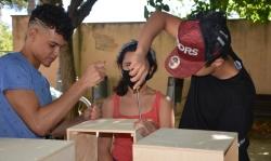 Finalitza el taller intercultural de percussió