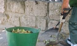 Brigada Municipal - treballs de neteja i jardineria