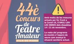 Anul·lat teatre