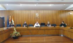 Roda de premsa - dimissió alcalde