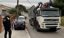 Retirada vehicles abandonats