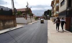 Treballs d'asfaltatge