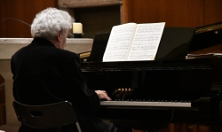 Concert de violí i piano ofert per Antoni Besses