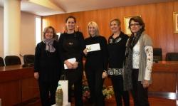 Entrega premis Concurs d'Aparadors