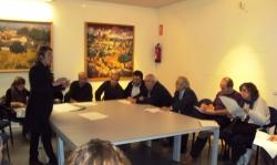 1a reunió grup treball Foment de Piera (Pla de barris)
