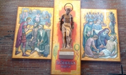 Retaule Sant Sebastià 2012