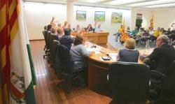 Aprovació moció suport consulta 9 de novembre