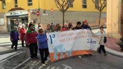 Balanç d'una caminada solidària