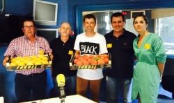 El Mercat de la fruita dolça a Catalunya Ràdio