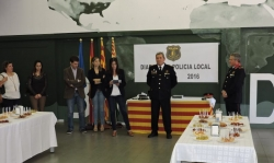 Celebració de la Patrona de la Policia