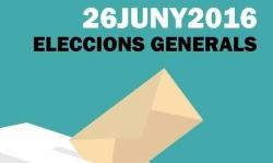 Servei d'autocar eleccions generals