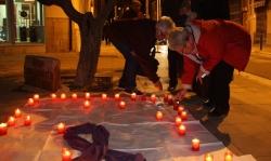 Dia contra la violència de gènere 2013